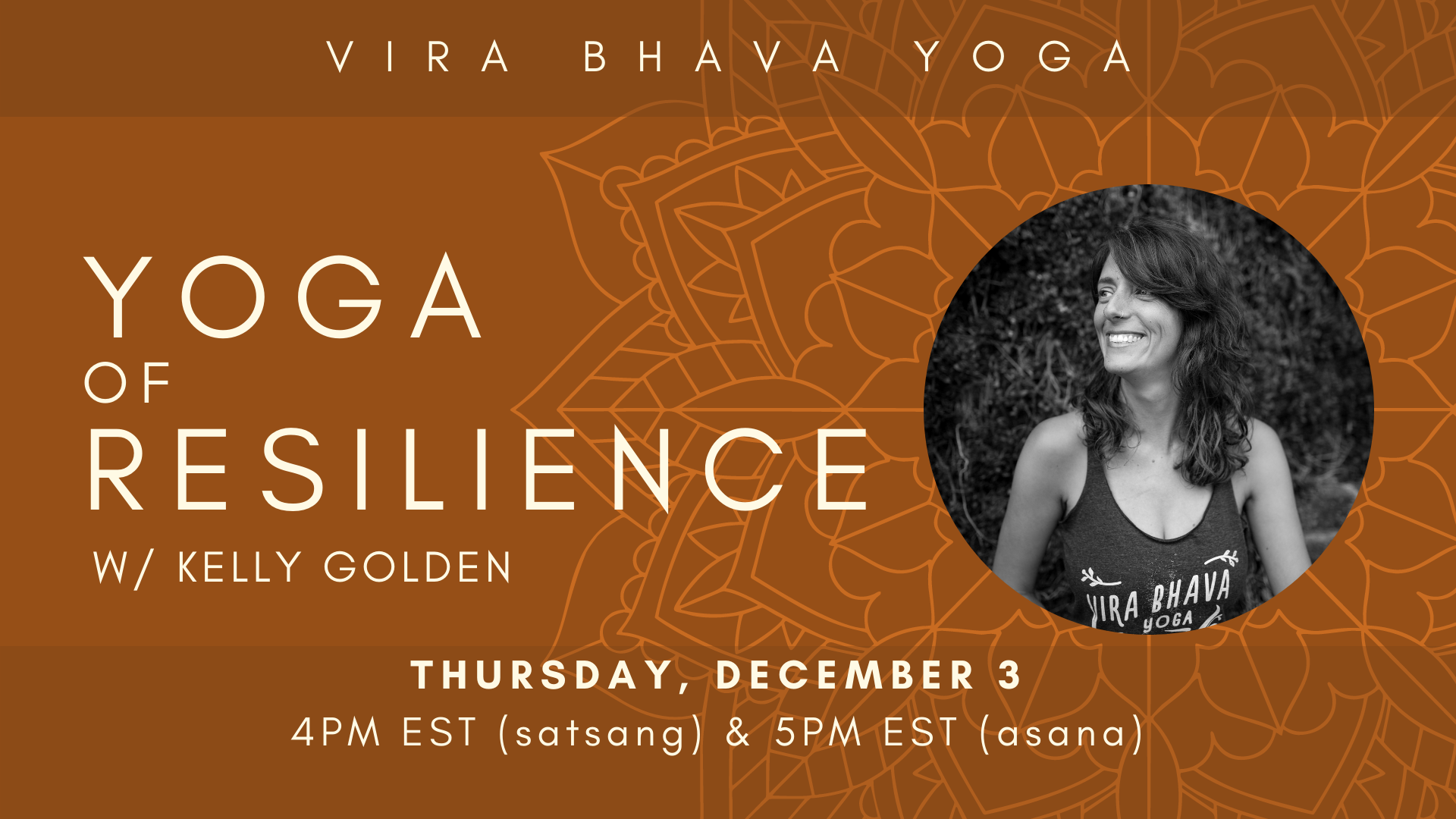 Yoga of Resilience Class